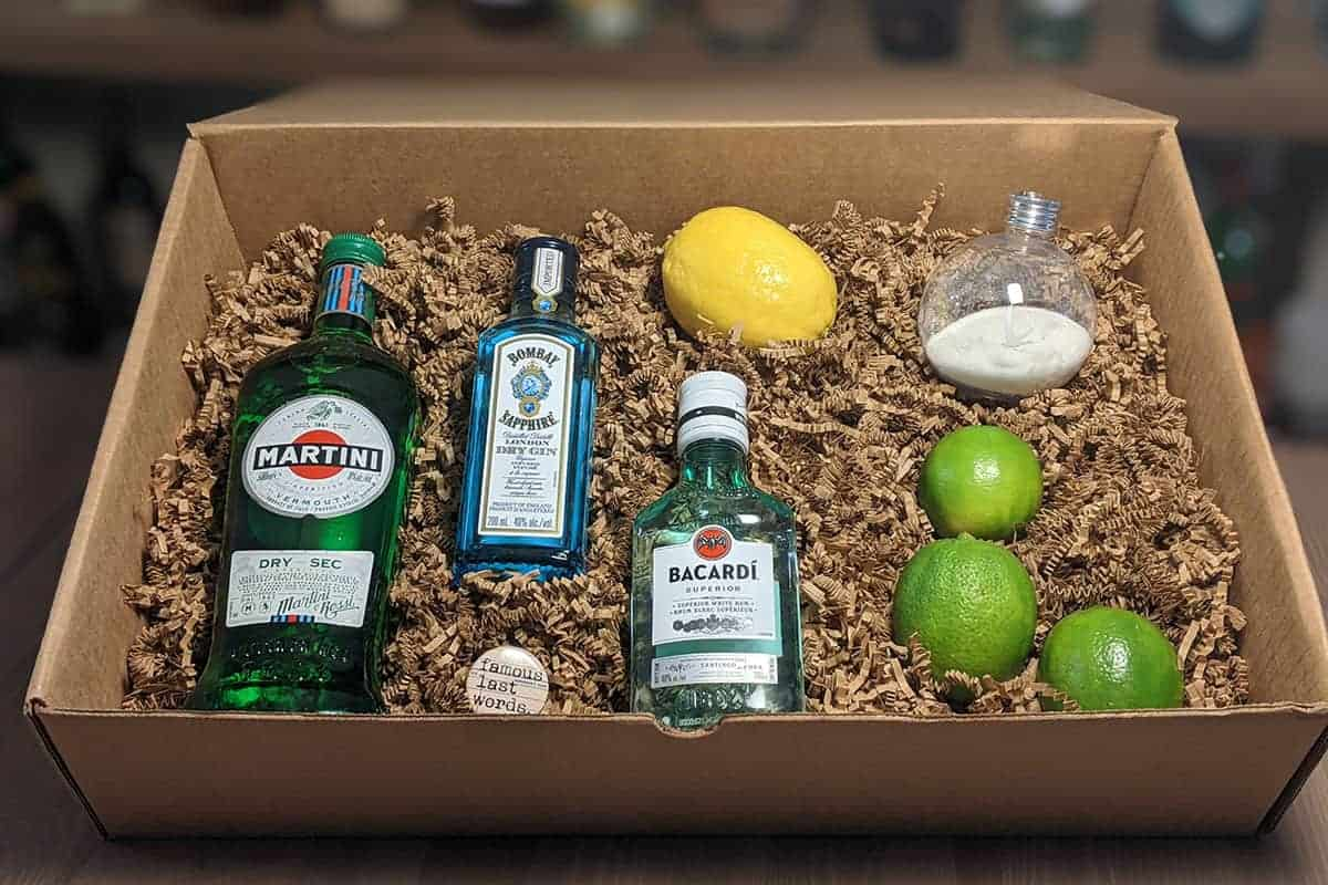 Cocktail Making Kits